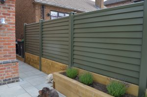 Permafence - Installed