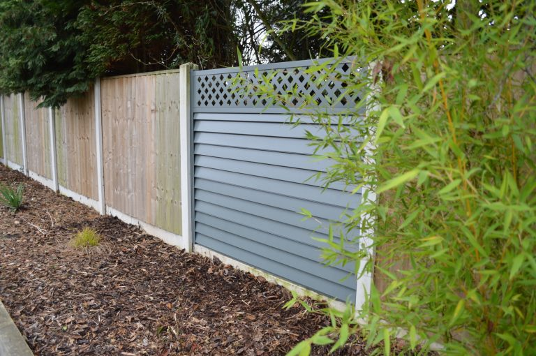 DIY Fencing - Grey