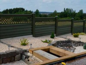 Permafence - Garden Fence