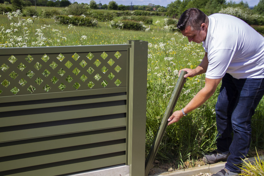 Installing Permafence