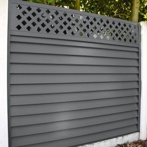 Merling Grey Fence